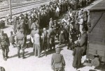 Jews Arriving at Auschwitz