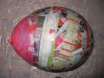 Paper Mache Balloon
