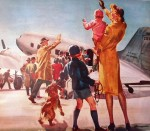 Air Travel in the Old Days