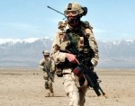 U.S. Troops in Afghanistan