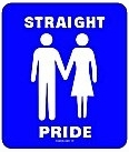 Sexual orientation straight means