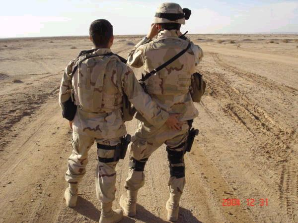 Homosexuals in the army