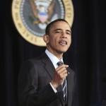 President Barack Obama, April 13, 2011