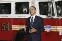 President Barack Obama at Ground Zero