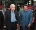Noam Chomsky and Hugo Chavez