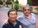 Ken Takenaga and Bill Ehrhart in Vietnam