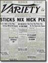 Variety Headline