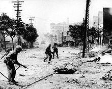 Seoul, 1950