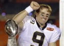 Drew Brees, Quarterback, New Orleans Saints