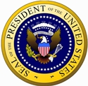 Seal of the President of the U.S.