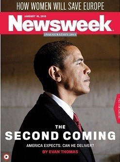 The Second Coming of Obama
